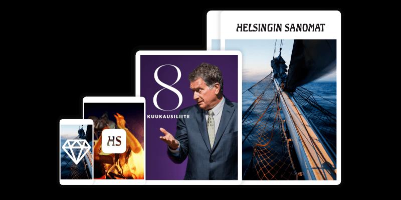 Tilaa Helsingin Sanomat – Opiskelijatilaukset -40% | HS.fi